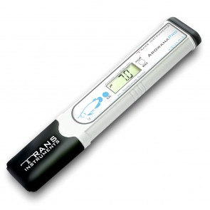 Arowana Pro pH, temperature meter